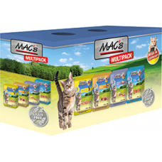 Pouch Pack Multipack mit Fisch